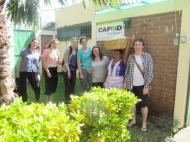 Meet great people through CAFOD