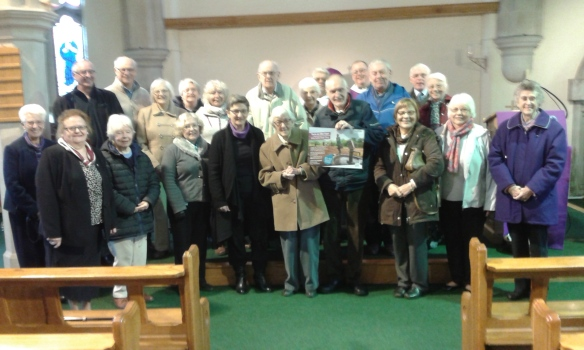Cafod lunch group_Good Shepherd parish