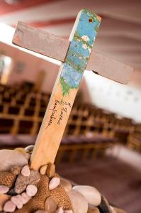 LAMPEDUSA CROSS SIGNATURE